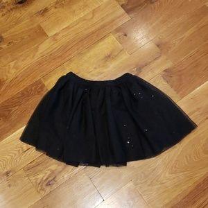 Cat & Jack Sequin Skirt Size 7/8